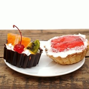 Easy Cupcakes without Baking