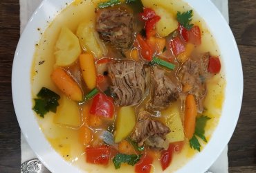 My Successful Boiled Beef