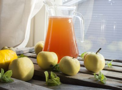 Four Recipes for Homemade Fruit Juices