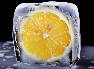 Frozen Lemons - You'll be Shocked by Their Healing Properties!