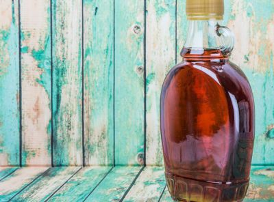 Maple Syrup - a Drop of Canadian Gold