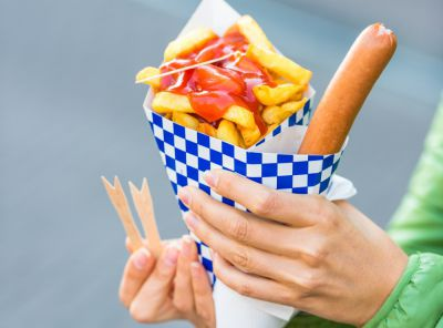 What the Different Nations Worldwide Combine Their Fries with