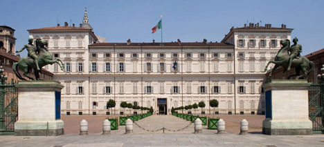Palazzo Reale in Turin