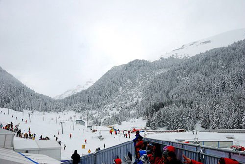 First World Cup meeting in Bansko