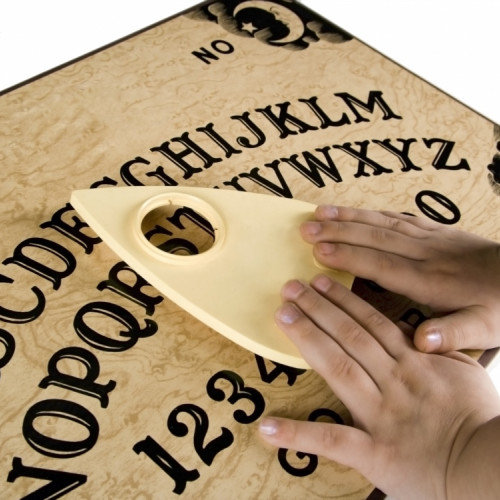 Ouija Board Dream