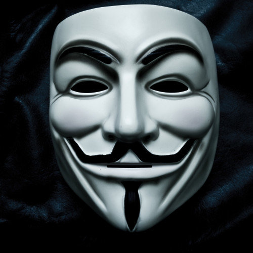 Anonymous Group - Modern Masked Revolutionaries