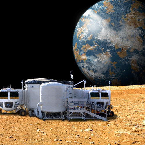 The First Babies on the Moon to be Born in 2050