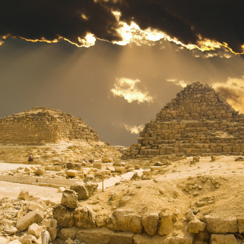 Egyptian Tombs to disappear in 150 years