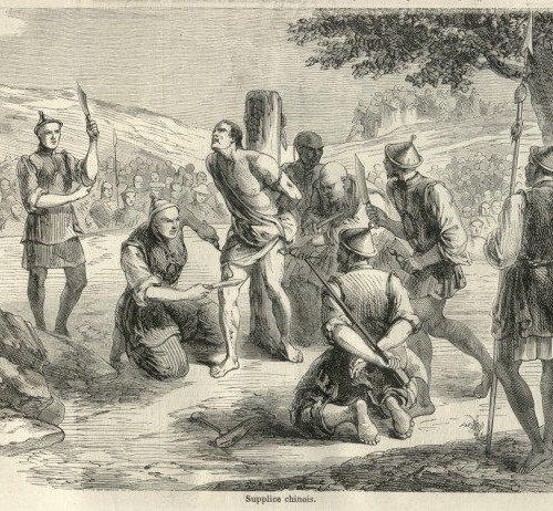 Execution by Lingchi - the Most Agonizing Death Penalty of all Time
