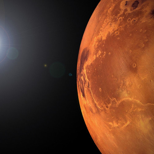 NASA: We've Found Liquid Water on Mars, Life on the Planet is Possible