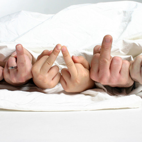 Palmistry - The Middle Finger