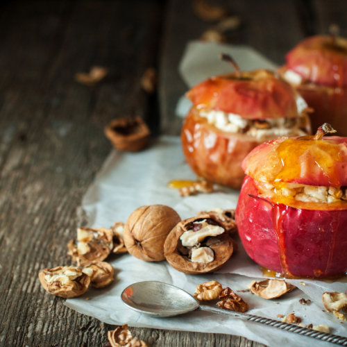 What are Baked Apples Good for?