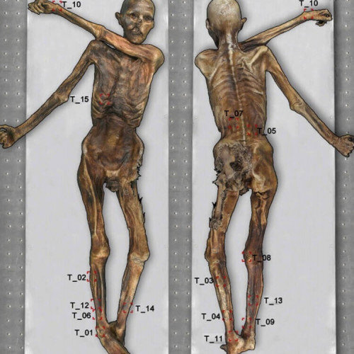 The Most Ancient Tattoos Ever Found