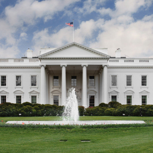 Ghosts appear in the White House