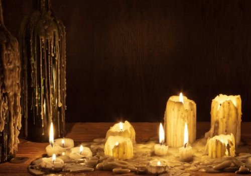 Divination with Wax