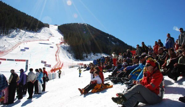 Preparations for the launch of the World Cup in Bansko goes according to plan