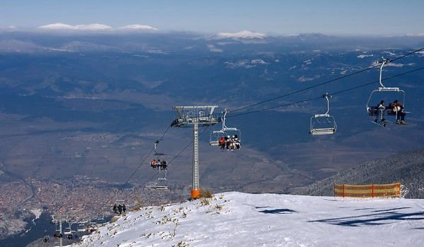 Bansko is already the winter capital of the Balkans