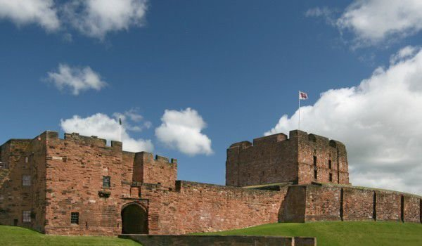 Red Carlisle Castle