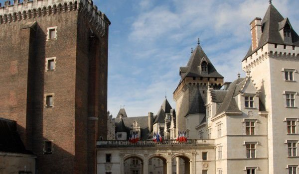 Castle of Pau - Chateau de Pau