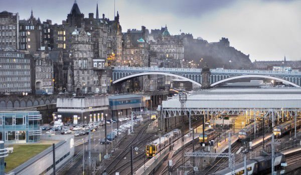 Central Edinburgh