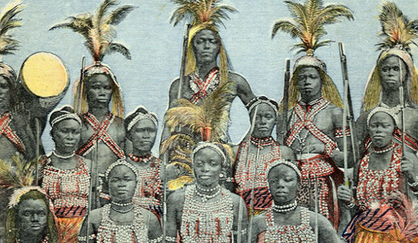 Dahomey Amazon Warriors