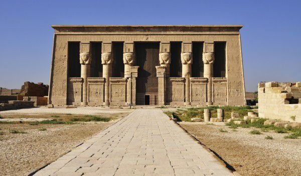 Dendera Temple near Luxor