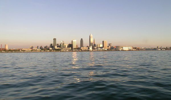 Lake Erie and Cleveland
