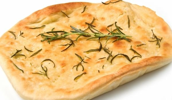 Flatbread with Rosemary