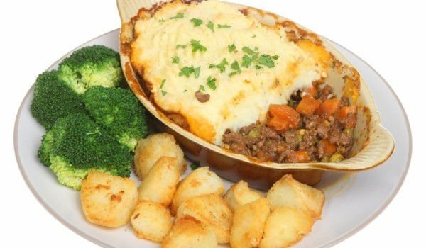 Recipe for Shepherd's Pie