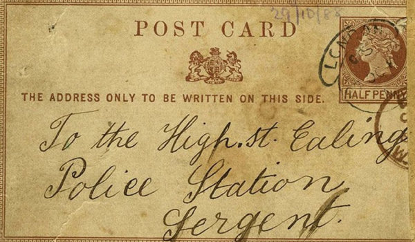 Jack the Ripper Last Letter