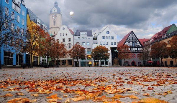 Jena Old Town
