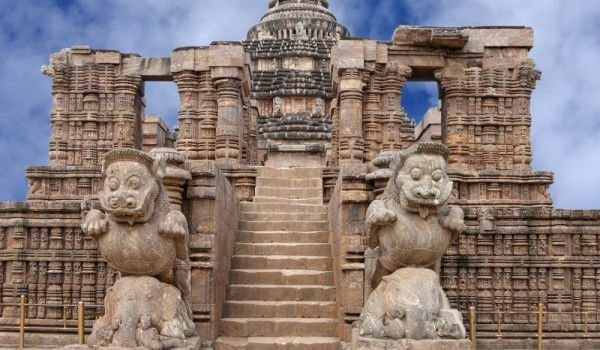 Konark Sun Temple Entry