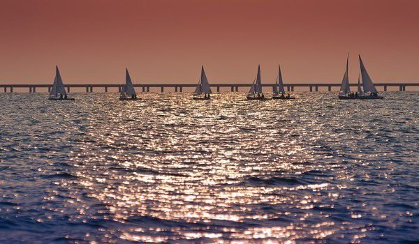 Lake Pontchartrain, Louisiana