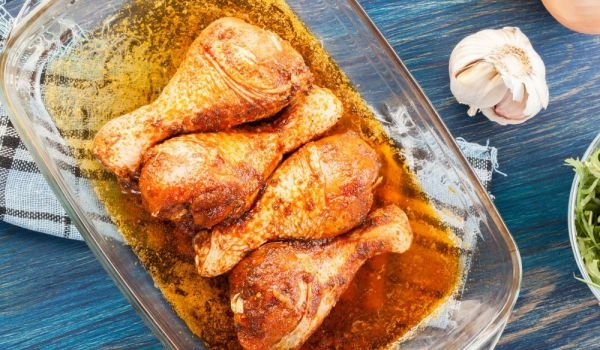 Chicken marinades