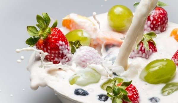dairy and fruit diet