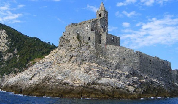 San Pietro Church in Portovenere
