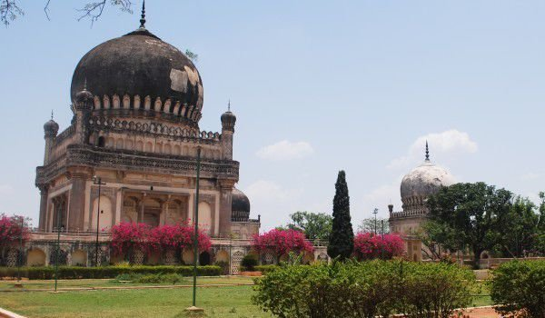 Tombs of Qutb Shahi in Hyderabad