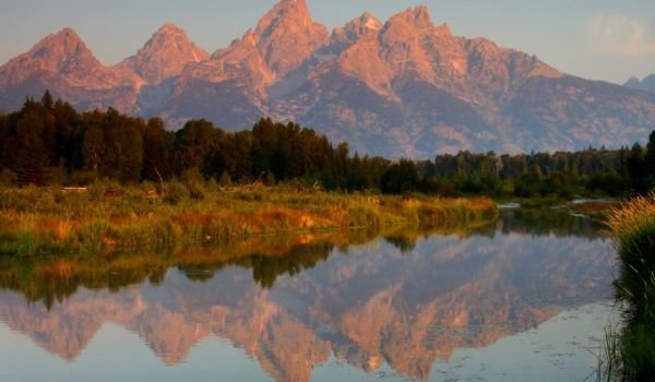 Snake River and Grand Teton National Park
