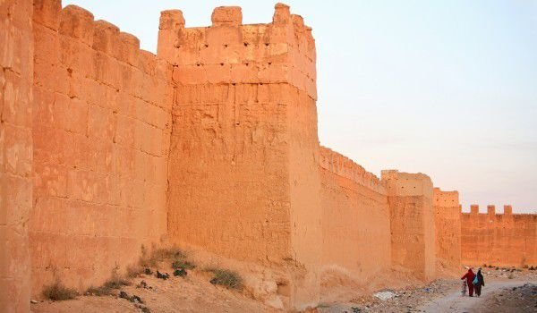 Ramparts in Taroudant