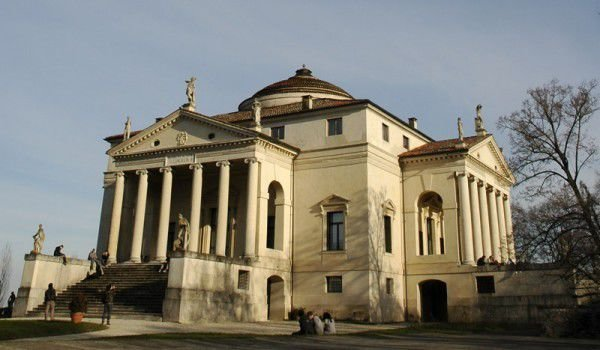 Villa Capra la Rotunda near Vicenza