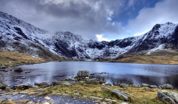 National Park Snowdonia